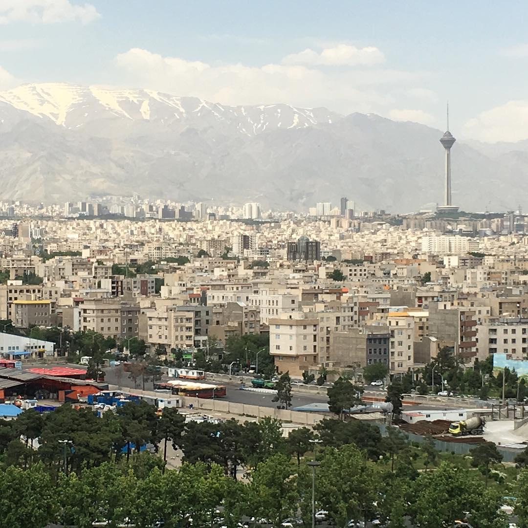 Teheran je zadivljujua kombinacija istoka i zapada modernog i tradicionalnoghellip